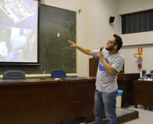 Darwin Day - Apresentação WorkShop - ensinando e divulgando evolução biológica. Instituto de Biociências - USP