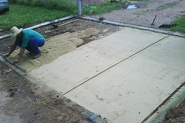 Ecopavimento perme vel e mais barato que asfalto for Pavimento ceramico exterior barato