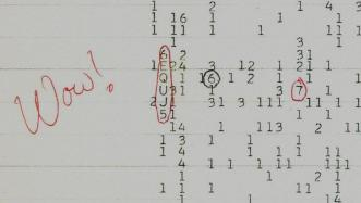 Wow signal de 1977
