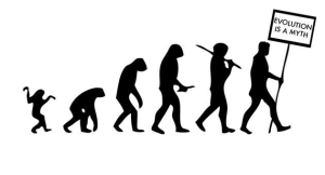 """Para saber mais sobre por que nossos cérebros resistir ciência, consulte """"7 razões pelas quais é mais fácil para os seres humanos acreditar em Deus do que a evolução"""", de Chris Mooney."""