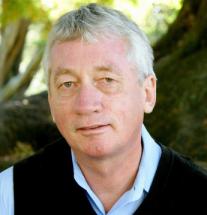 Primatologista holandês Frans de Waal. Foto cortesia de Waal.