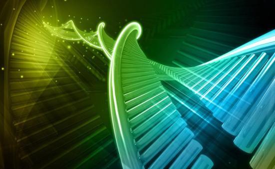 Representação do DNA.  Credit: © abhijith3747 / Fotolia