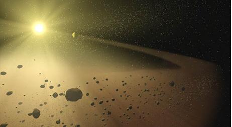 Clicca e scopri il significato del termine: Representação artística de planetesimais, os núcleos fundamentais a partir dos quais se desenvolvem os planetas, o que pode incorporar os blocos de construção de compostos orgânicos (Cortesia NASA / JPL-Caltech / T. Pyle (SSC))Representação artística de planetesimais, os núcleos fundamentais a partir dos quais se desenvolvem os planetas, o que pode incorporar os blocos de construção de compostos orgânicos (Cortesia NASA / JPL-Caltech / T. Pyle (SSC))