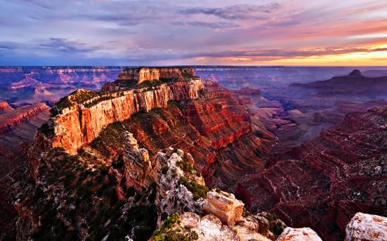 Grand Canyon. Clique para ampliar