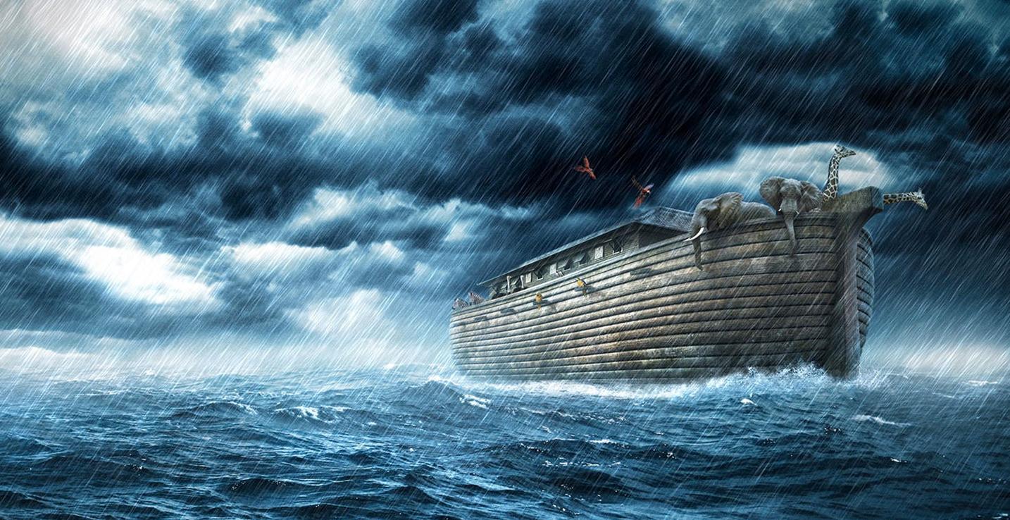 Resultado de imagem para diluvio-fotos