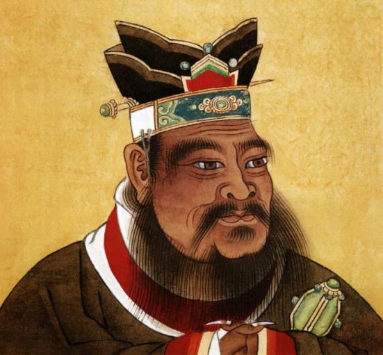 Confúcio era um filósofo cuja epigramas conciso tornou-se o manual da China sobre o governo e seu código de moralidade pessoal. FOTOGRAFIA DE APIC / GETTY IMAGES