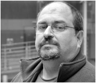 Henry Gee, paleontólogo e editor sênior da revista Nature