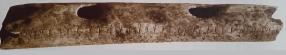 Flauta Paleolítica datada de 50 mil anos. Clique para ampliar
