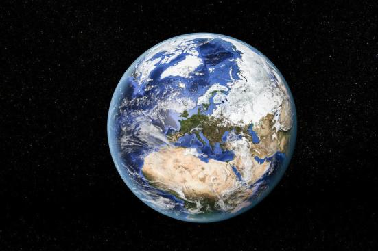 Levou 100 milhões de anos para os níveis de oxigênio nos oceanos e atmosfera de aumentar para o nível que permitiu a explosão de vida animal na Terra cerca de 600 milhões de anos atrás, de acordo com um estudo liderado pelo UCL financiado pelo Natural Environment Research Council. Crédito: © timothyh / Fotolia