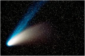 """detectou-se a presença de deutério em muitos outros compostos hidrogenados. Verificou-se que a percentagem de deutério em relação ao hidrogénio leve era variável entre diferentes compostos, pelo que os astrónomos creem que se trate de um indicativo de que o gelo cometário formou-se numa nebulosa interestelar e não na nebulosa solar. * Meier, Roland; Owen, Tobias C. (1999). """"Cometary Deuterium"""". Space Science Reviews [S.l.: s.n.] 90 (1–2): 33–43."""