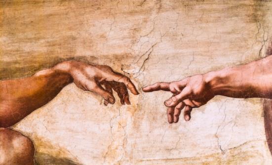 Stuart Dee / Getty Images Foi a mão humana concebida por um Criador? Um artigo publicado na revista PLoS ONE parece sugerir isso.