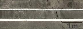 pesquisadores descobriram novos insights sobre a Antártida Os mantos de gelo origens usando um núcleo de sedimentos coletados no mar de Ross ao largo da costa leste da Antártida. A cerca de 900 metros de comprimento do núcleo oferecido pistas sobre a estabilidade do manto de gelo início em diferentes níveis de dióxido de carbono atmosférico.