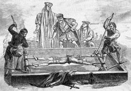 Cremalheira - Instrumento de tortura da Idade Média