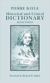 Dictionnaire Historique et critica