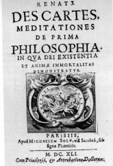 Livro de Descartes