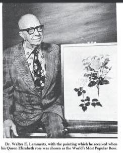 Walter Lammerts (1904 - 1996)