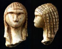 Vênus de Brassempouy.
