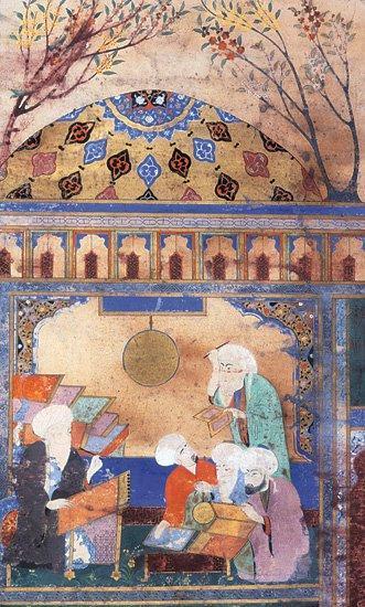 O Observatório Astronómico de Nasir al-Din Tusi. Wikipedia / Domínio Público