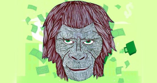 Dr. Frans B. M. de Waal é um biólogo e primatologista. Seu trabalho científico foi publicado em centenas de artigos técnicos em revistas como Science, Nature Scientific American, e os estabelecimentos especializados em comportamento animal. Seus livros populares - traduzido em quinze línguas - fizeram dele um dos primatologistas mais visíveis do mundo.