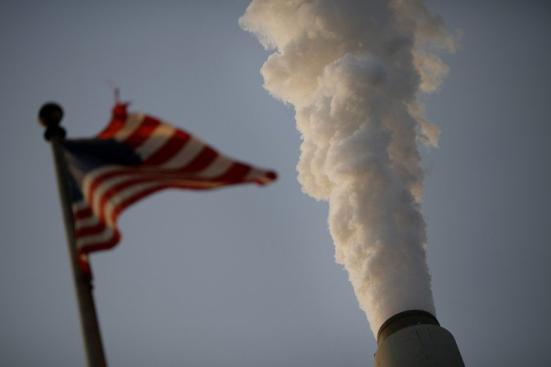 Mudança climática: é a lei. Bloomberg/Getty.