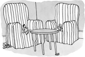 """""""Por que compramos móveis tão grandes?"""""""