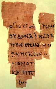 O Papiro P52