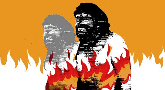 Os neandertais foram capazes de manipular o fogo bem antes de entrarem em contato com o Homo sapiens. Começar fogo, no entanto, era uma questão completamente diferente. David Williams / SAPIENS
