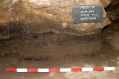 Evidências de ambos Pech IV e Roc de Marsal sugere que Neanderthals não teve fogo durante os períodos de tempo mais frios. Shannon McPherron.
